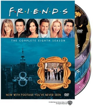 friends season 8 pictures