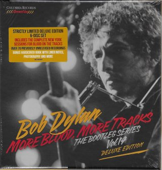 The Bootleg Series Vol  14 - More Blood, More Tracks (2018)