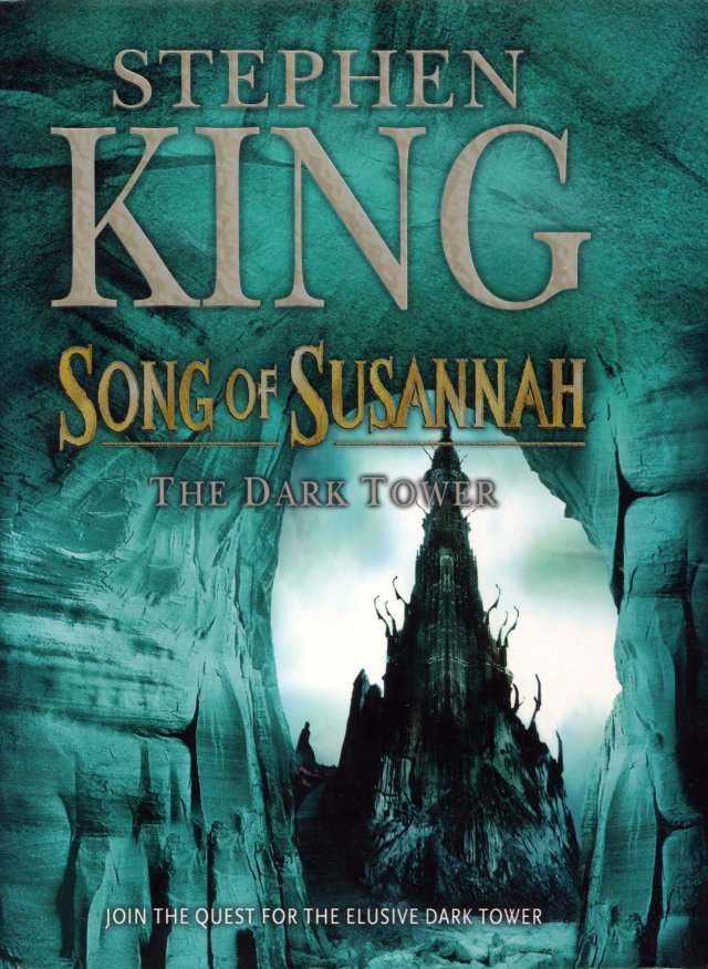 The Dark Tower #6: Song of Susannah Audiobook