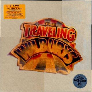 traveling wilburys discs rhino label